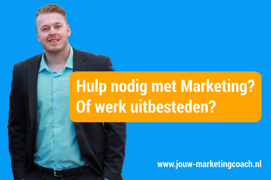 Hulp nodig met marketing