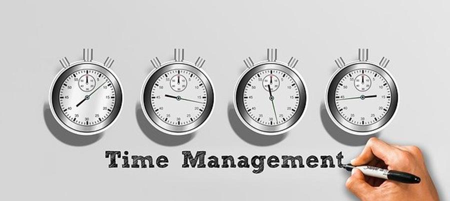 Effectiever werken door goed time management.