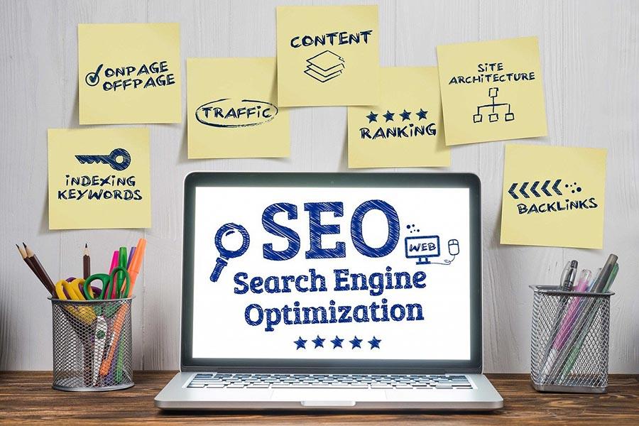 SEO Zoekmachine optimalisatie, een belangrijk onderdeel van online marketing