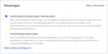 Facebook advertentie set 11