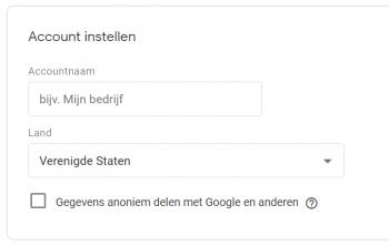 Google Tag manager installeren - 1