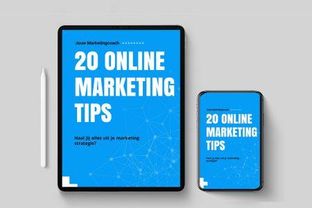 Marketing e-book maken